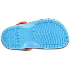 Crocs Classic Tropical Clogs Kinder tropical